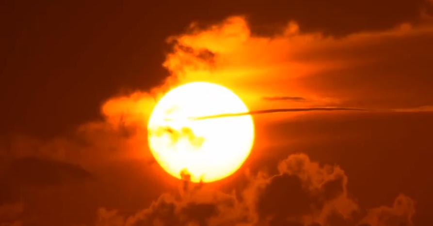大气中华祖国歌曲 鸟瞰天佑中华 大气磅礴宣传片资料实拍视频素材