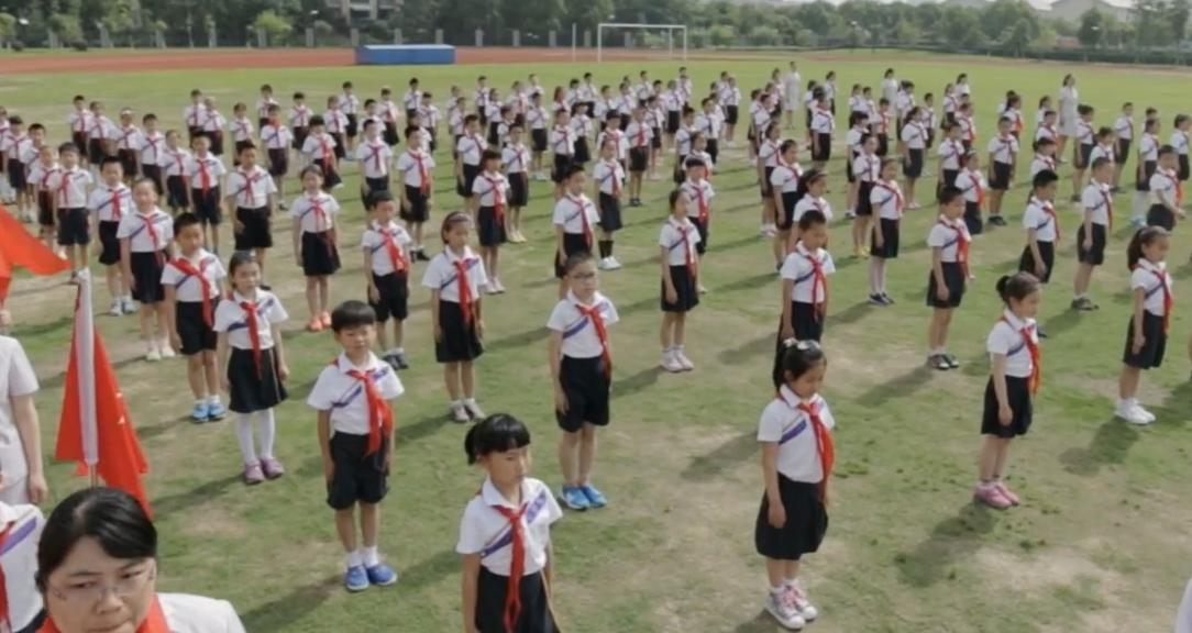 小孩欢乐成长时光学习书法舞蹈体育运动幸福笑容高清实拍视频素材