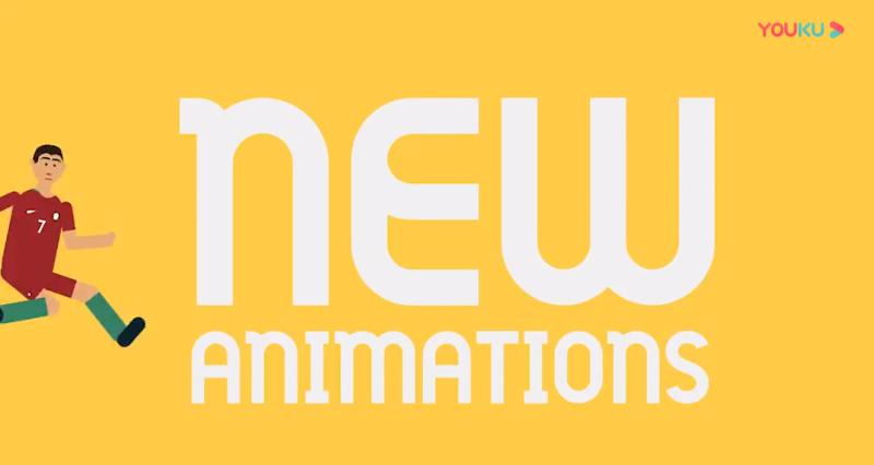 AE模板-二维卡通多职业人物角色动作绑定场景动画包 Design and Motion