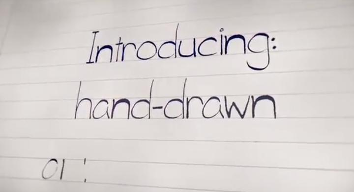 AE模板-创意钢笔书写文字标题 Animated Ink Font