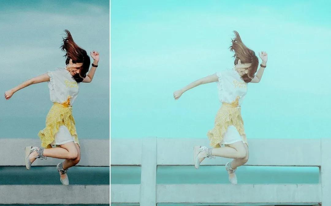 日系胶卷风-10个日系风格模拟胶片预设+手机版预设   精选10款高级效果