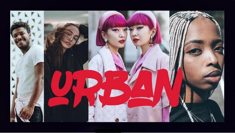Premiere模板-Vlog短视频开场城市生活记录时尚炫酷快闪视频模板