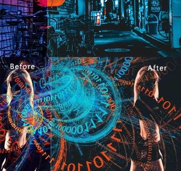 城市夜景街拍电影色调预设  精选20款高级效果