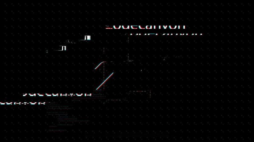 Premiere模板-科幻小故障效果片头LOGO展示模板