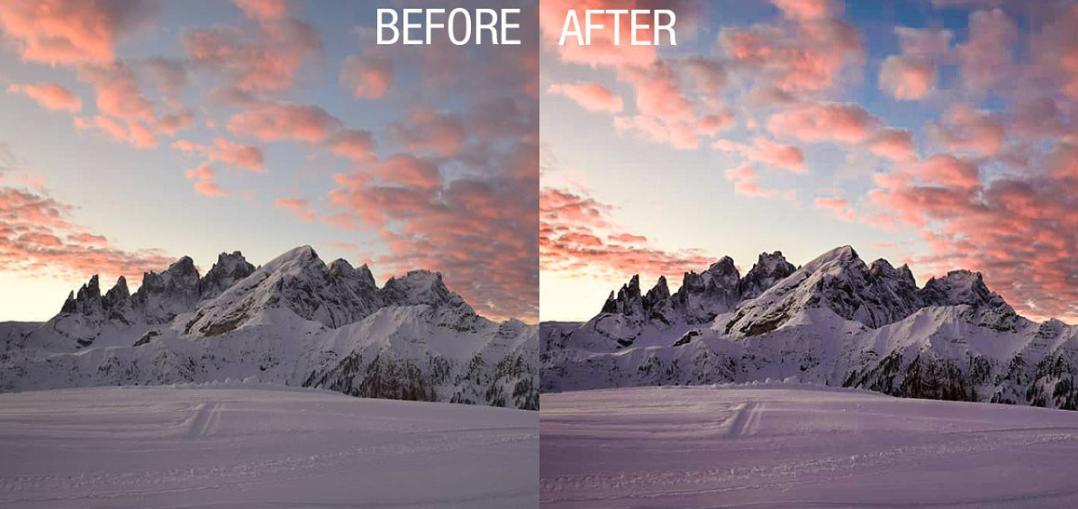 旅拍风光摄影后期LR预设/手机LR预设