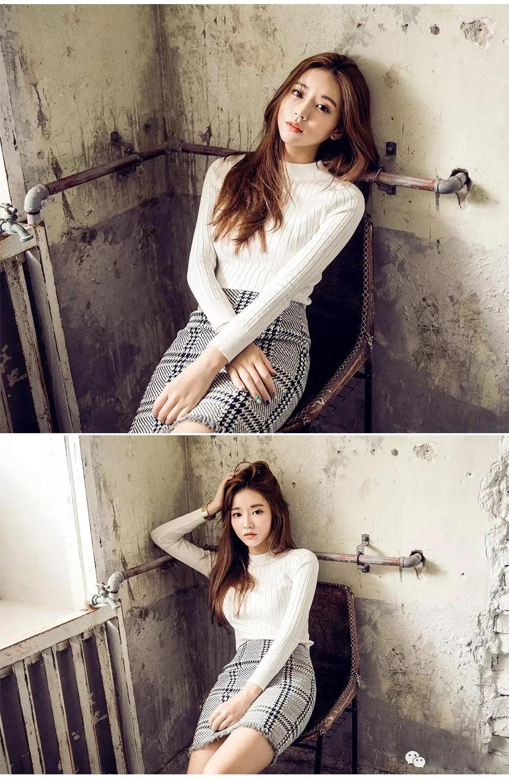 韩国少女街拍+私房美姿,pose美姿样片全集