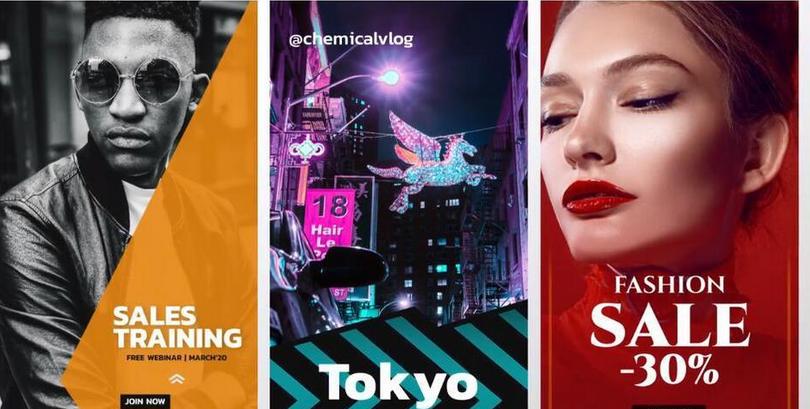 Premiere模板-抖音短视频10个极具创意活动促销淘宝主图视频模板